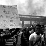 Generalstreik in Nigeria